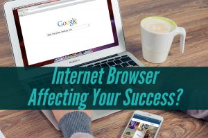 do internet browsers affect success