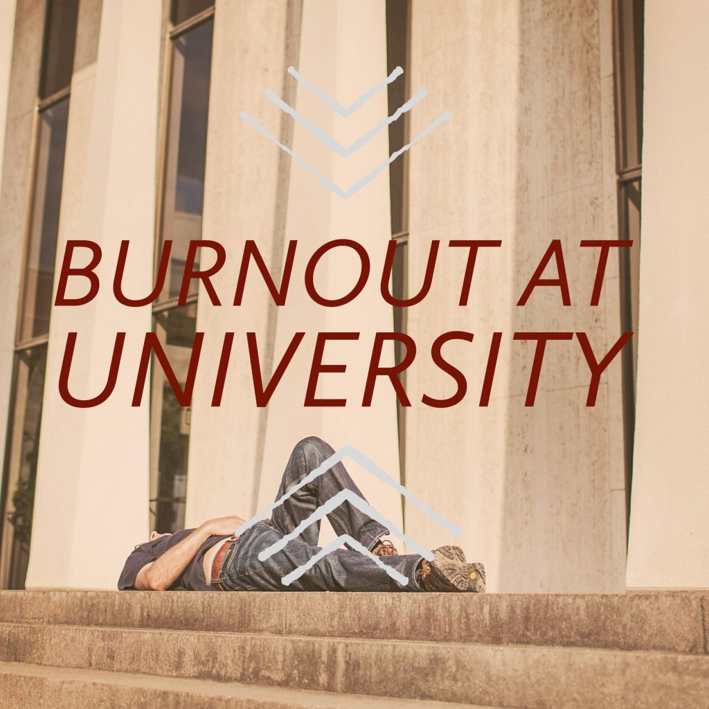 burnout at university