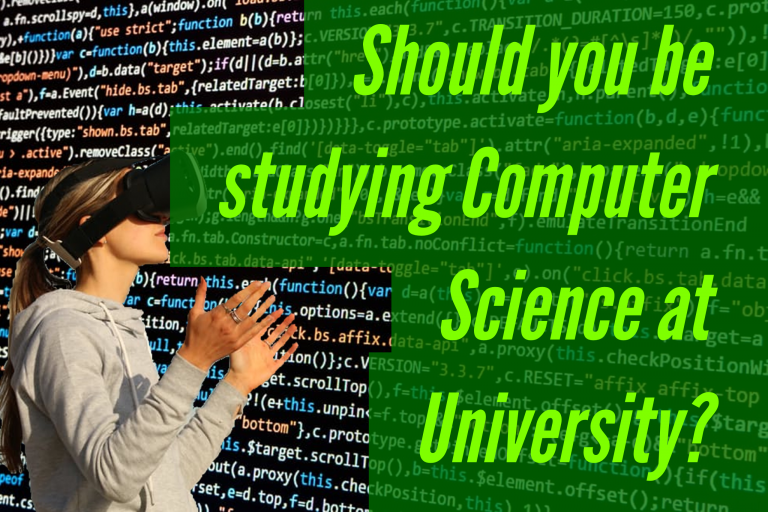 should you be studying computer science at university?