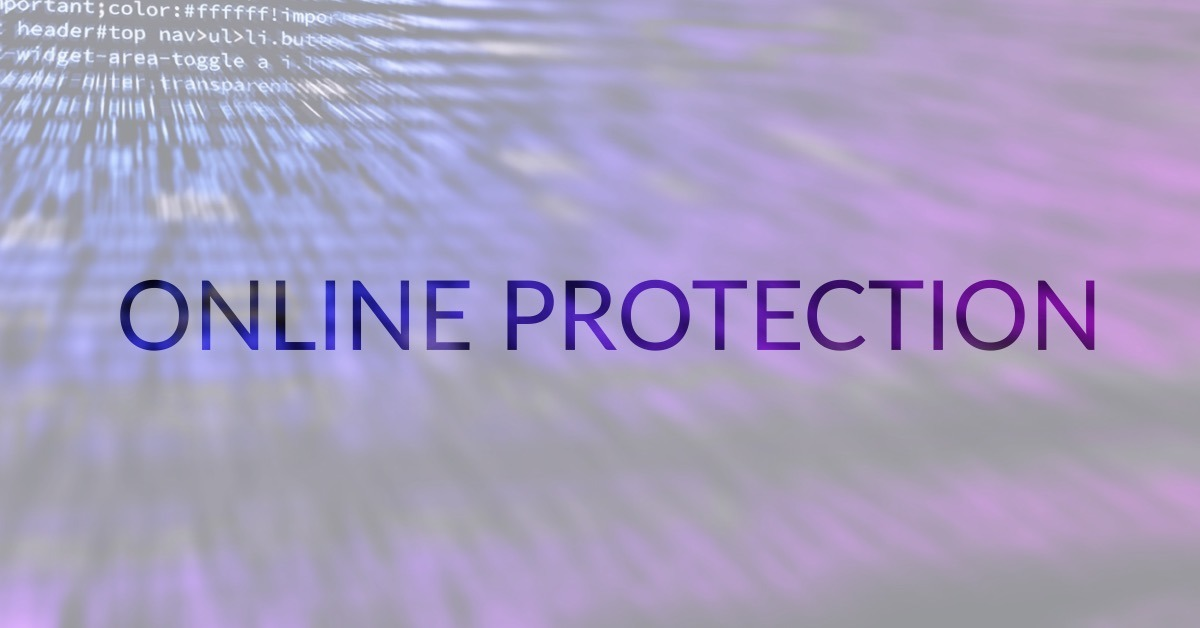 Internet Protection, Protect yourself online